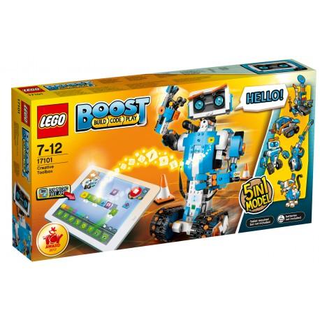 17101 LEGO BOOST zestaw kreatywny