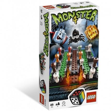 3837 Monster 4 - wypożyczenie