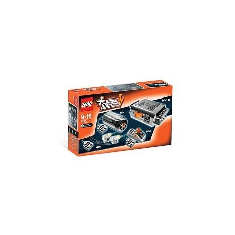 8293 Zestaw Akumulatorów - wypożyczenie