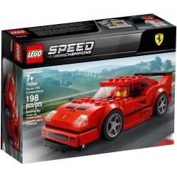 75890 Ferrari F40 Competizione - wypożyczenie