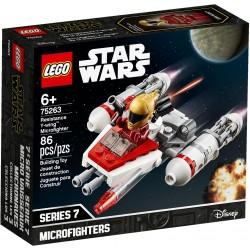 75263 Mikromyśliwiec Y-Wingt Ruchu Oporu