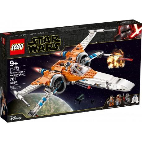 75273 Myśliwiec X-Wing Poe Damerona™