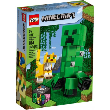 21156 MINECRAFT BIGFIG - CREEPER I OCELOT