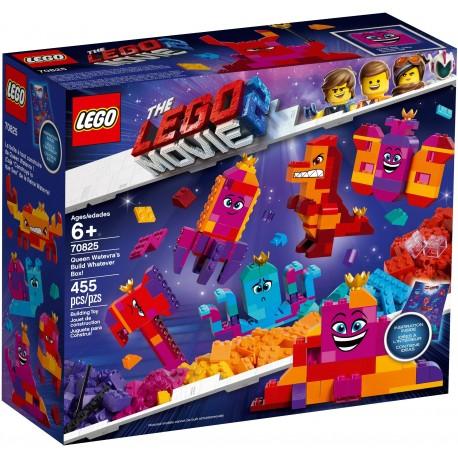 70825 Pudełko konstruktora Królowej Wisimi