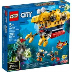 60264 Łódź podwodna badaczy oceanu