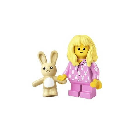 20015 - 71027 Dziewczynkaw pidżamie