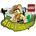 Używane LEGO Adventurers