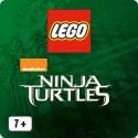 Używane LEGO Turtles Ninja