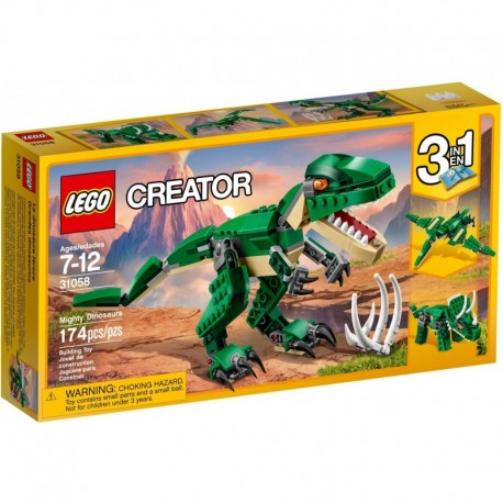 31058 Potężne dinozaury