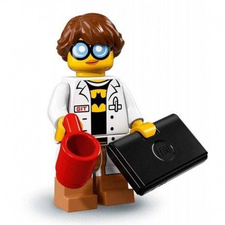 97018 LEGO Minifigurki 71019 - Techniczka GPL