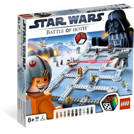 3866 Star Wars: The Battle Of Hoth