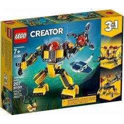 31090 Podwodny robot