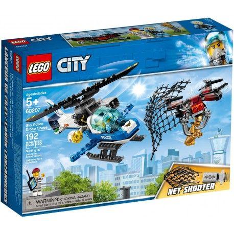 60207 Pościg policyjnym dronem