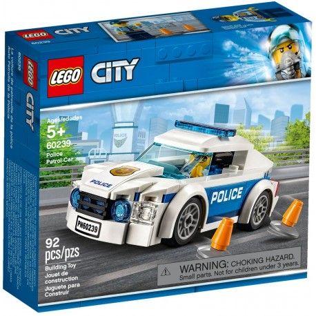 60239 Samochód policyjny