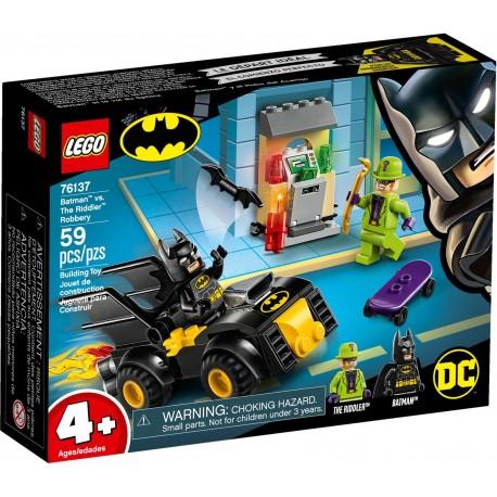 76137 Batman™ i rabunek Człowieka-Zagadki™