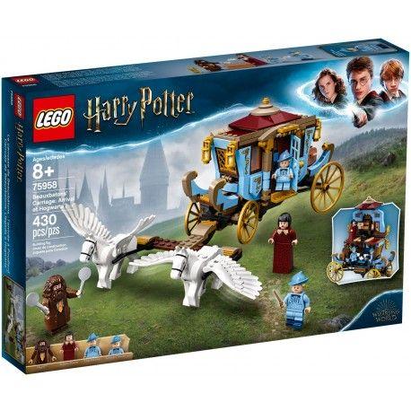75958 Powóz z Beauxbatons: przyjazd do Hogwartu™