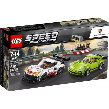 75888 Porsche 911 RSR i 911 Turbo 3.0