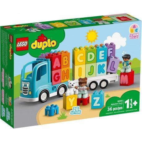10915 Ciężarówka z alfabetem