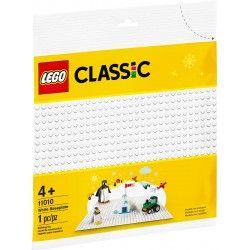 11010 Biała płytka konstrukcyjna