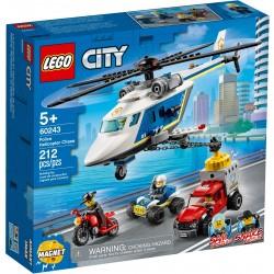 60243 Pościg helikopterem policyjnym