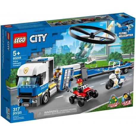 60244 Laweta helikoptera policyjnego