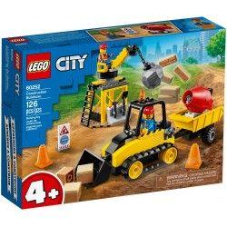 60252 Buldożer budowlany