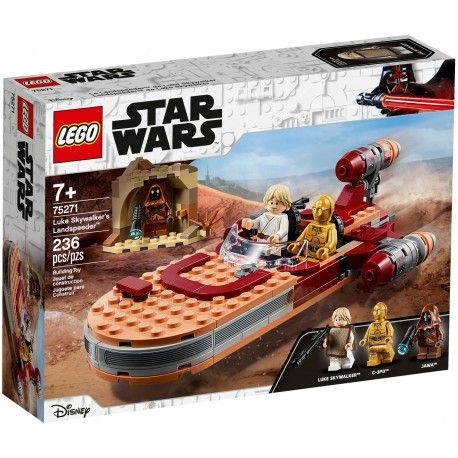 75271 Śmigacz Luke'a Skywalkera