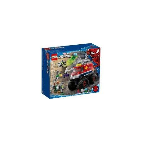 76174 Monster truck Spider-Mana kontra Mysterio