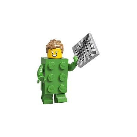 20013 - 71027 Facet w stroju klocka LEGO