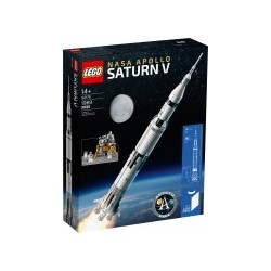 92176 LEGO Rakieta NASA Apollo Saturn V