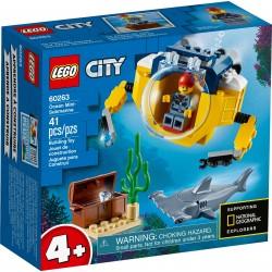 60263 Oceaniczna miniłódź podwodna