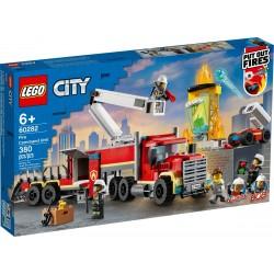 60282 Strażacka jednostka dowodzenia