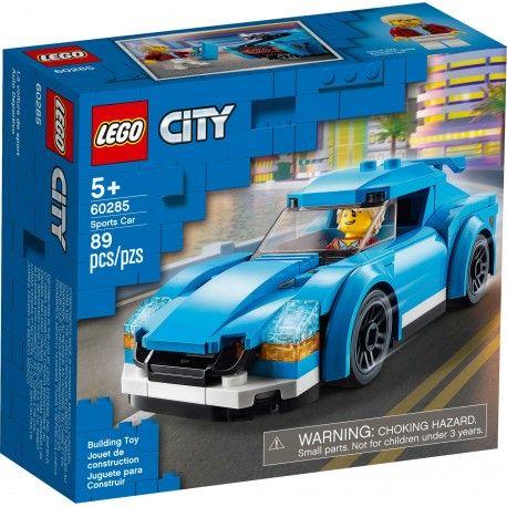 60285 Samochód sportowy