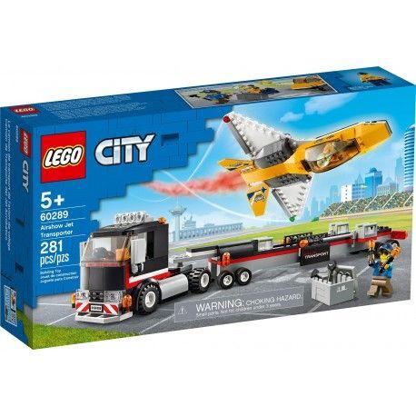 60289 Transporter odrzutowca pokazowego