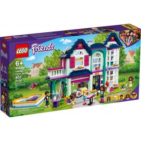 41449 Dom rodzinny Andrei
