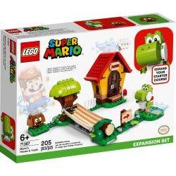 71367 Yoshi i dom Mario - zestaw rozszerzający